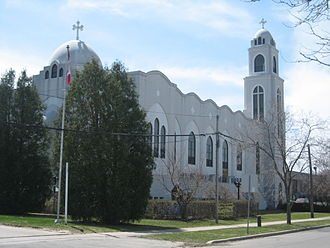 Coptic Orthodox Churches in America