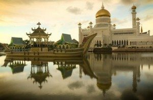 Kingdom of Brunei's beautiful