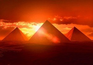Pyramids of Egypt wonderful