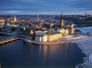 Stockholm Tourism in Sweden