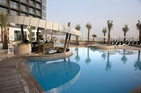 Yas Island Rotana Abu Dhabi from the inside