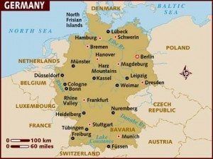 map_of_germany