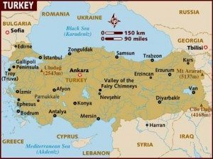 map_of_istanbul turkey