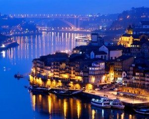 porto-portugal night