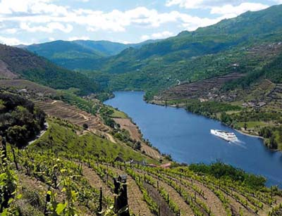River Douro in Portugal