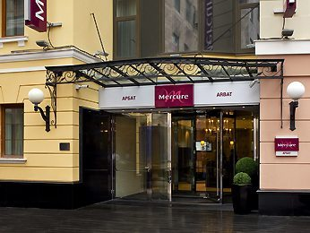 Mercure- Arbat -Moscow- in -Russia