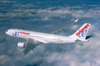 Air-Europa-flights-from-Peru-to-Europe