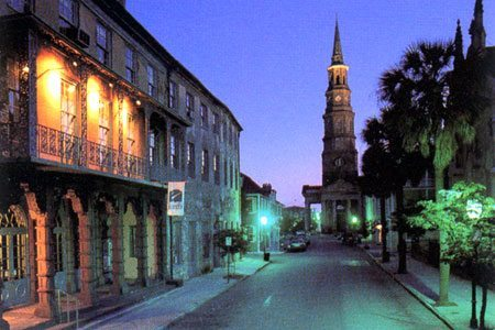 Charleston-South- Carolina-Beautiful -City-America