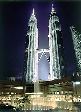 Petronas- Towers