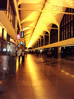 Dubai -Airport -Interior