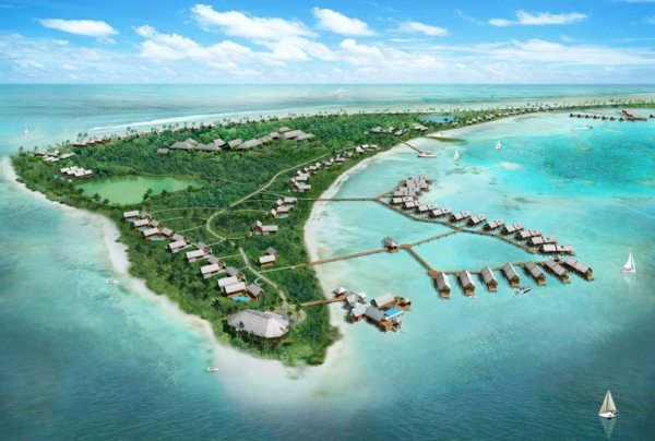 Shangri Las Villingili Resort and Spa Maldives