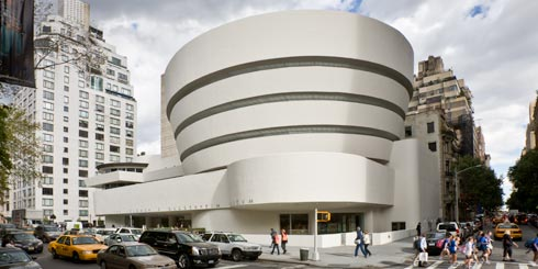 Out Guggenheim Museum