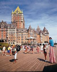 The Quebec tourism