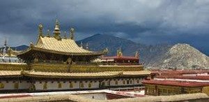 Travel tibet temple