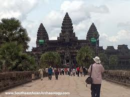 The Angkor Wat