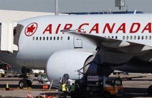 airlines canada