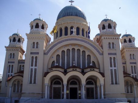 Photo of The most important churches of Greece and the oldest is The-Greek-Orthodox-Church