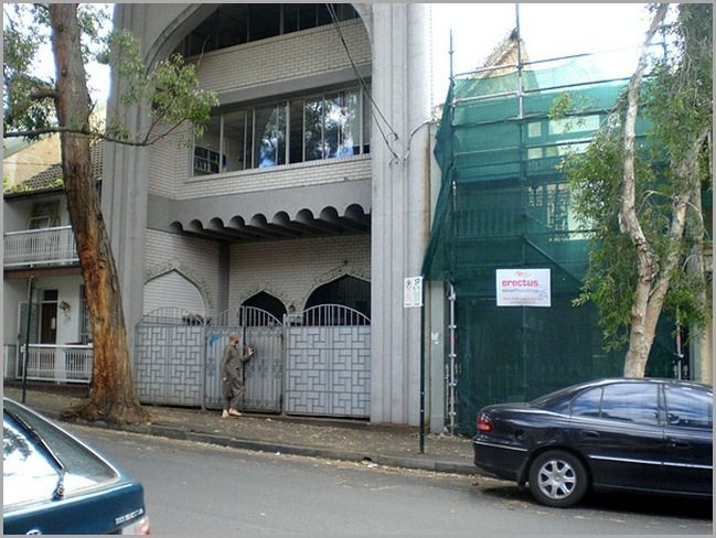 Surry Hills Mosque Australia