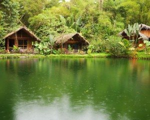 Eco-tourism in Ecuador sophisticated