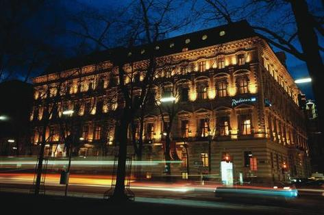 Photo of Hotel Radisson Blu Style 5 star in Vienna