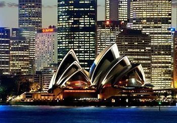 Photo of marriott hotel sydney harbour Located in central Sydney australia