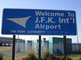 Photo of John F. Kennedy International Airport is an international airport in the borough of Queens in NY City owned by the City of New York and leased to the Port Authority of NY and New Jersey History was originally known as Idlewild Airport, after the Idle-wild Golf Course that it displaced