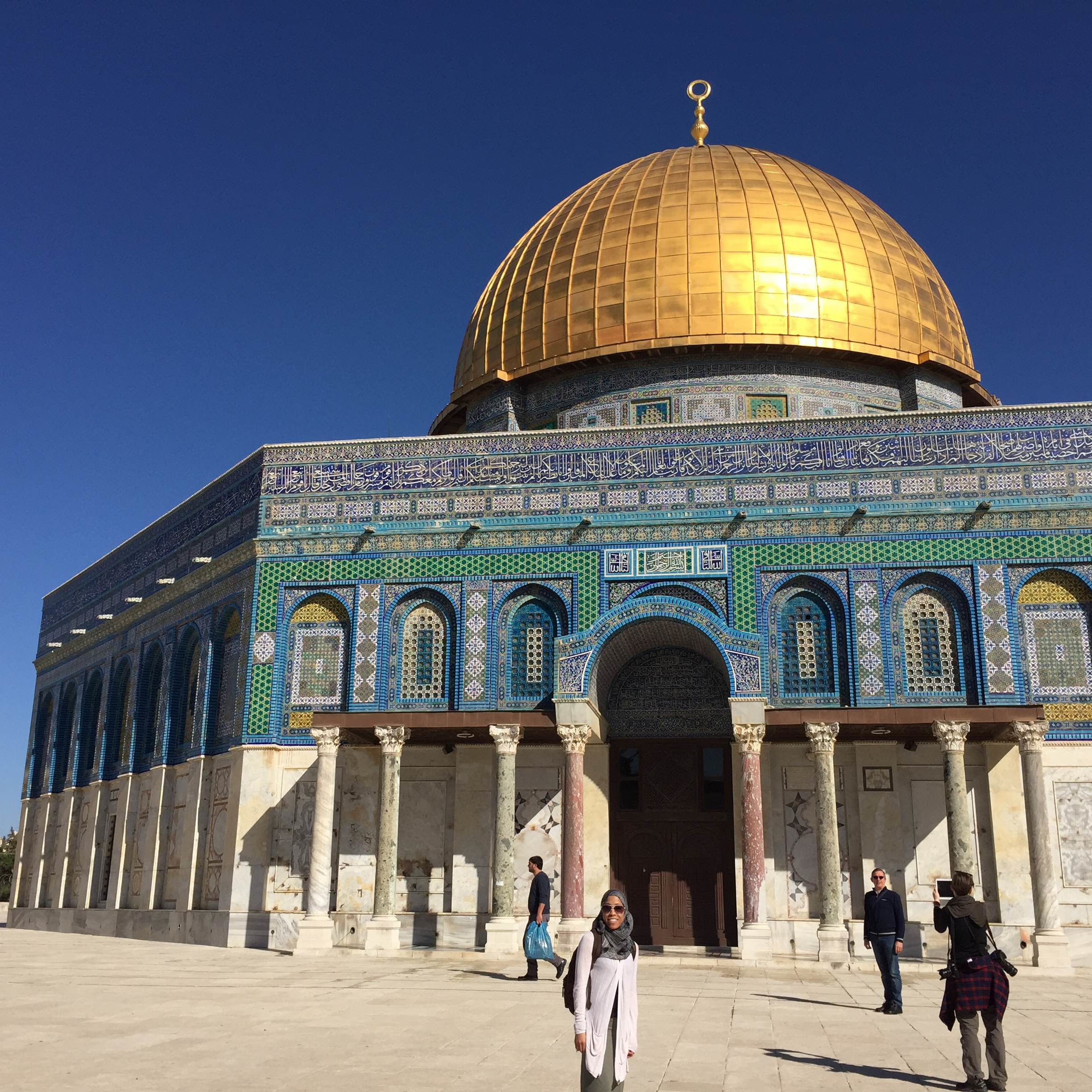 Photo of Information about the Al Aqsa mosque
