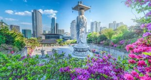 Beautiful places in Seoul