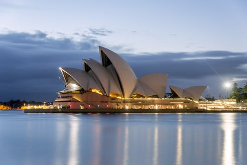 Photo of Sydney Opera House in Australia