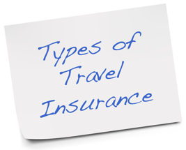 Photo of What are types of travel insurance?