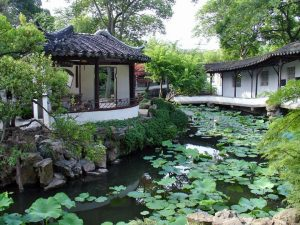 The Classical Gardens of Suzhou