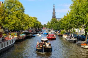 Jordaan and Amsterdam's Canals