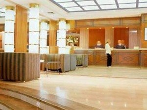 Hotel Tryp Menfis 4-star service
