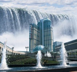 Niagara Falls view Casino