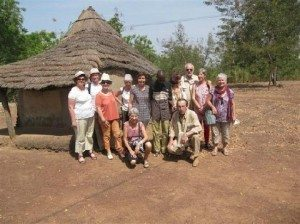 Burkina Faso Tourists