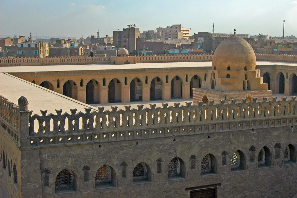 Mosque of Ahmed Ibn Tulun