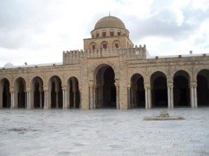 Great Mosque in Kairouan