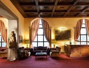Wonderful GRAND HOTEL BAGLIONI