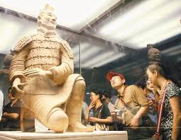 The Qin Terra Cotta Warriors