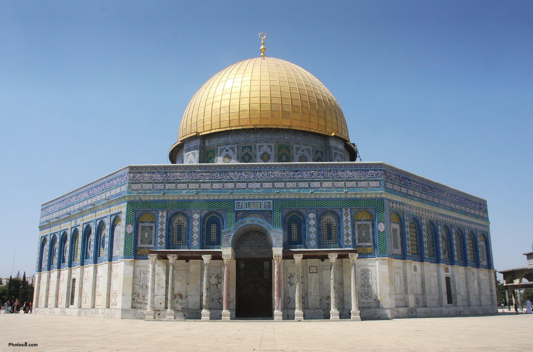 The Rock Mosque (Dome of the Rock)