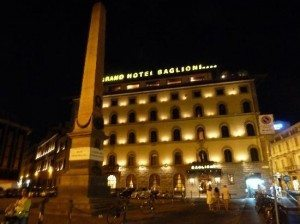 Night GRAND HOTEL BAGLIONI